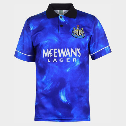 Maillot Third Newcastle United FC 1995