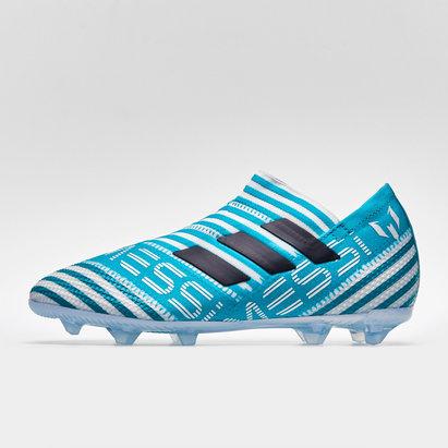 Nemeziz Messi 17+ 360 Agility FG - Crampons De Foot Enfants