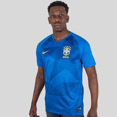Brésil 2018 - Maillot de Foot Stadium Extérieur
