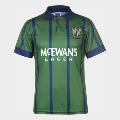 Newcastle United 1993 troisième maillot, pour hommes