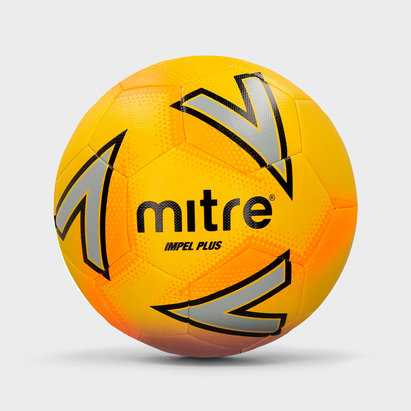 Mitre Impel Plus, Ballon de football Jaune