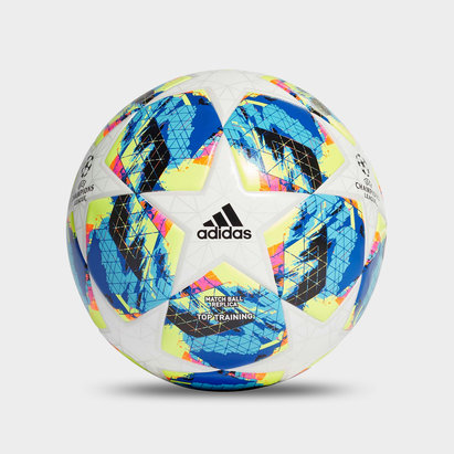 adidas Champions League Top, Ballon de Football d'entraienement
