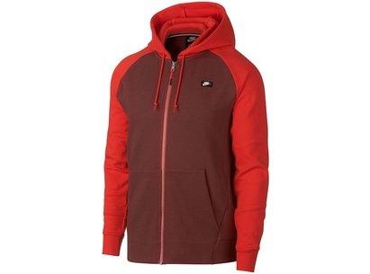 Nike Optic, Sweatshirt à capuche avec zip pour homme