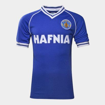 Score Draw Everton 1982 Finale - Maillot de Foot Rétro