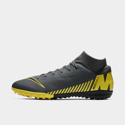 Nike Mercurial Superfly Academy, Crampons de Football pour défenseur, terrain synthétique