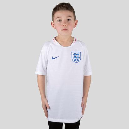 Nike Maillot pour enfant, Equipe d'Angleterre domicile 2018