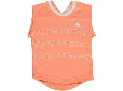 adidas Summer Sleeveless Top Child Girls