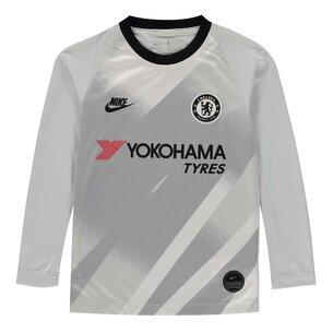 England Chelsea FC Goalkeeper Jersey Junior Boys