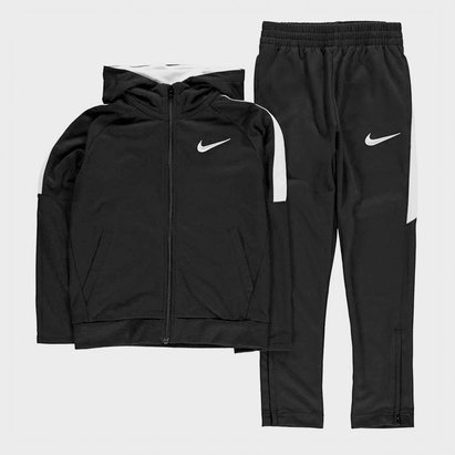 Nike Hooded Tracksuit Infant Boys
