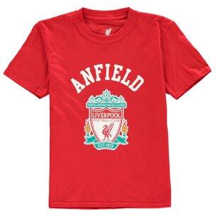LFC Crest, T-shirt pour enfants