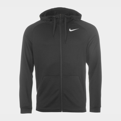 Nike Sweatshirt avec capuche et zip pour hommes