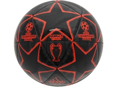 adidas Glider Finale Ballon de Football rouge