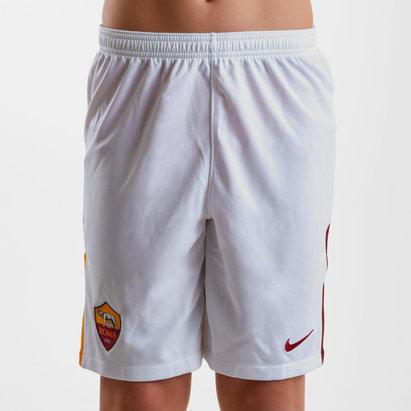 Nike AS Roma 17/18 - Short de Foot Extérieur Stadium Enfants