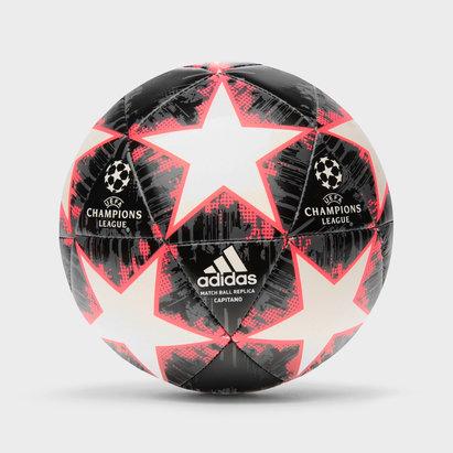 adidas Glider Finale Ballon de Football noir