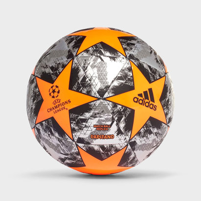 adidas Glider Finale Ballon de Football orange