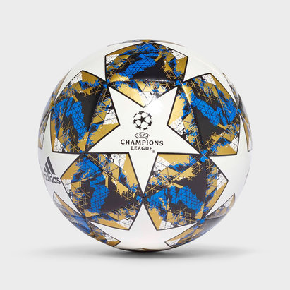 adidas Glider Finale Ballon de Football Blanc