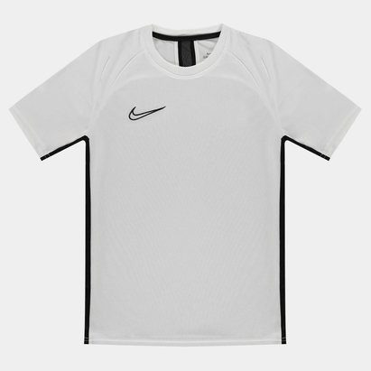 Maillot blanc pour enfants, Nike Academy Football
