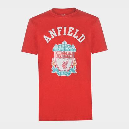 LFC Crest, T-shirt pour hommes