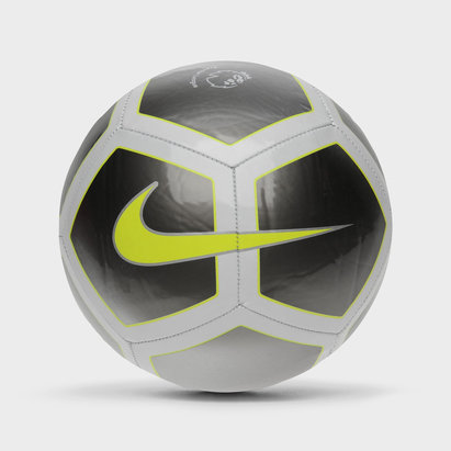 Nike Pitch Premier League, Ballon de Football gris