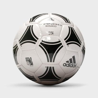 adidas Tango Rosario - Ballon d'Entraînement de Foot Blanc/Noir