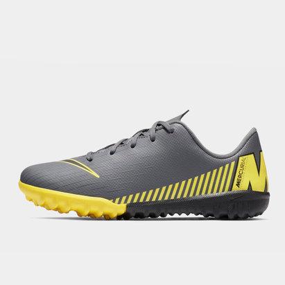 Nike Mercurial Vapor Academy, Chaussures de football pour enfants, terrain synthétique