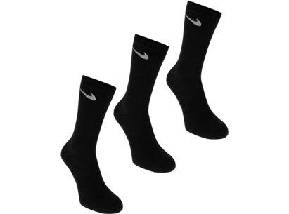 Nike Lot de 3 paires de chaussettes coussins pour homme