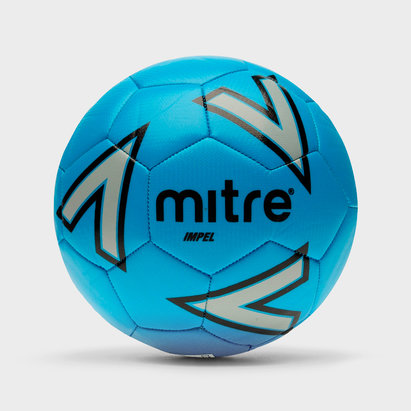 Mitre Impel, Ballon de foot bleu