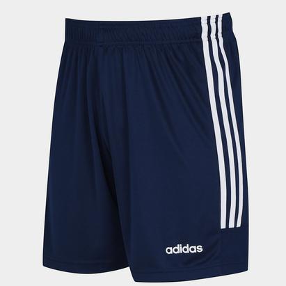 adidas Sereno 14, Short Bleu/Blanc pour homme