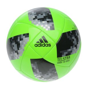 adidas Telstar Glider, Ballon de football vert Coupe du monde 2018