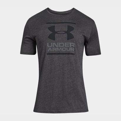 Under Armour Sportsyle Logo, T-shirt pour homme