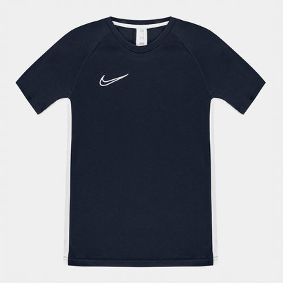 Maillot bleu marin pour enfants, Nike Academy Football