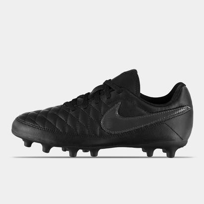 Nike Majestry, Crampons de Football pour garçons, Terrain sec