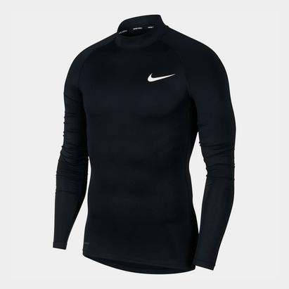 Nike Pro Mens Long Sleeve Top