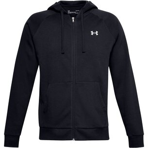 Under Armour Rival Full Zip Hoody Mens