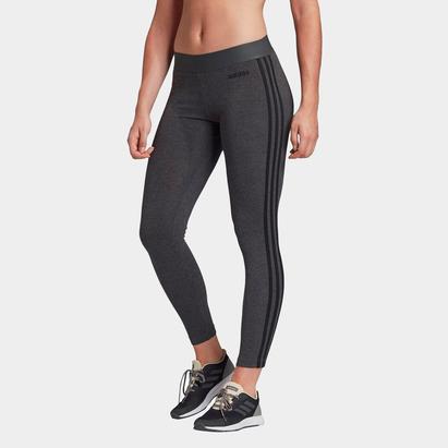 adidas 3 Bandes Legging gris foncé pour femmes