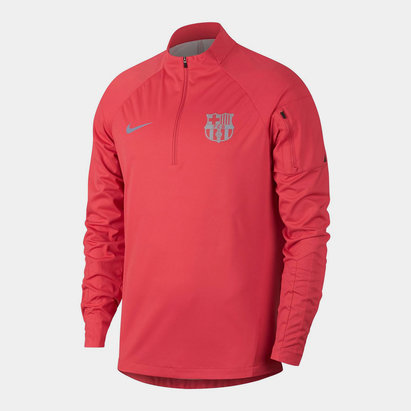 Nike Coupe vent waterproof pour hommes, FC Barcelone