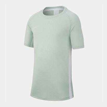 Maillot vert pour enfants, Nike Academy Football