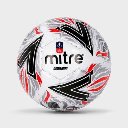 Mitre Delta mini ballon de Football coupe d'Angleterre