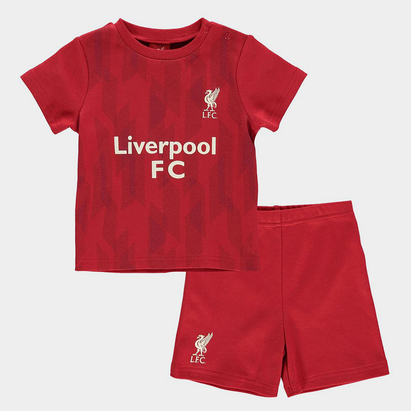 Brecrest Liverpool Football Set Baby Boys