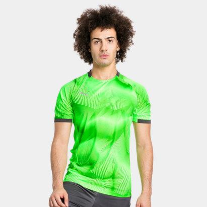 Puma FtblNXT Graphic, t-shirt d'entraienement manches courtes