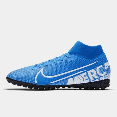 Nike Mercurial Superfly Academy DF, Baskets pour hommes, Terrain synthétique