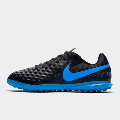 Nike Chaussures de football pour ado, Tiempo legend Club, Terrain synthétique