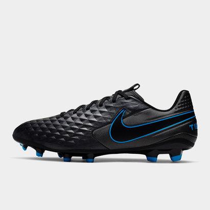 Crampons de football unisexe pour terrain sec/dur, Nike Tiempo Legend Academy