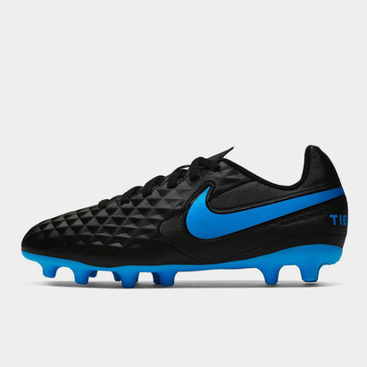 Nike Tiempo Legend Club FG, Crampons de Football pour enfants