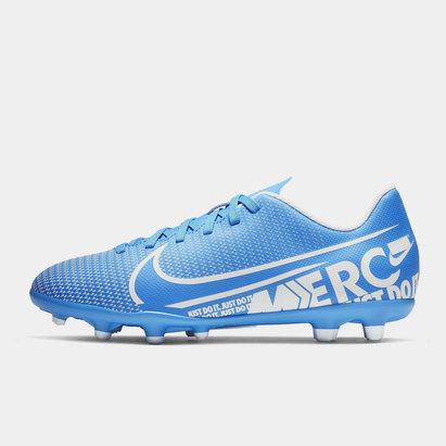 Nike Mercurial Vapor Club FG, Crampons de football pour enfant
