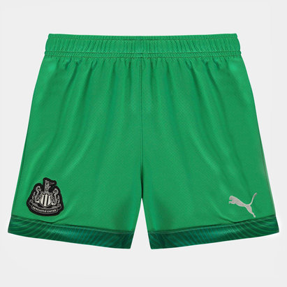 Puma Newcastle United Home Goalkeeper Shorts 2019 2020 Junior