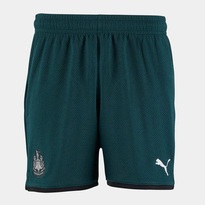 Puma Newcastle United Away Shorts 2019 2020 Junior