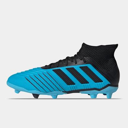 adidas Predator 19.1 FG, Crampons de Football pour enfants