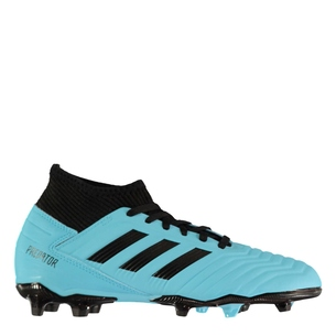 adidas Predator 19.3 Junior FG Football Boots Boys