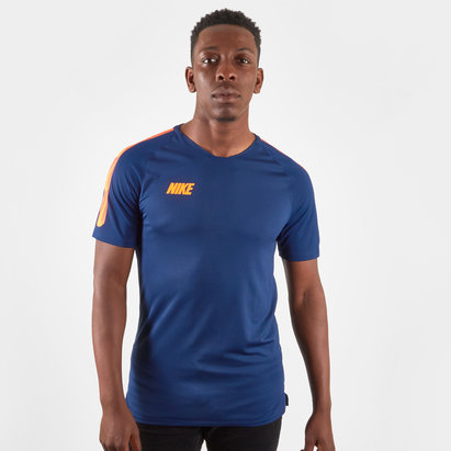 Nike Squad, T-shirt pour homme en bleu marin